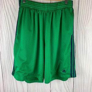 Adidas Men's Basketball Shorts Mesh Extra Large